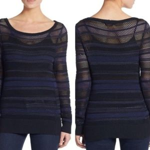 Rag & Bone Cassie Open Knit Sweater